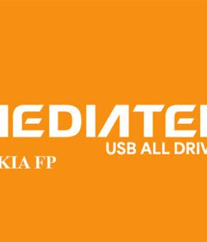 درایور Nokia MTK FP