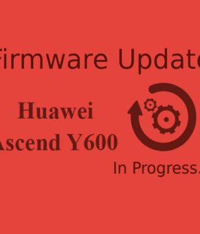 فایل فلش Huawei Ascend Y600