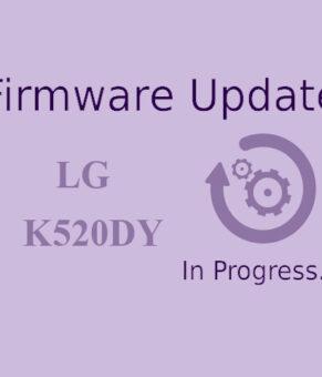 فایل فلش ال جی K520DY