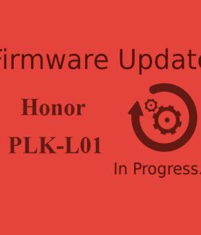 فایل فلش آنر PLK-L01