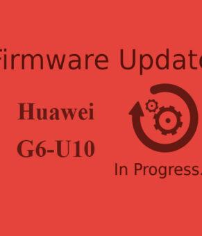 فایل فلش هوآوی G6-U10