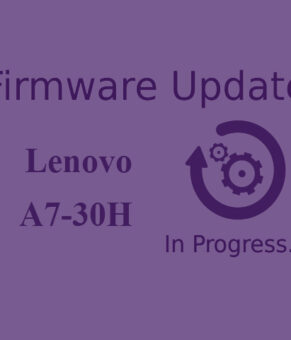 فایل فلش لنوو A7-30H