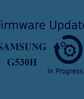 فایل فلش سامسونگ G530H