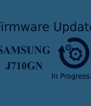 فایل فلش سامسونگ J710GN