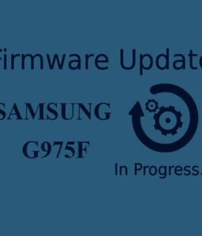 فایل فلش سامسونگ G975F