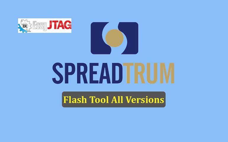 نرم افزار SPD Upgrade Tool - easy-jtag.ir